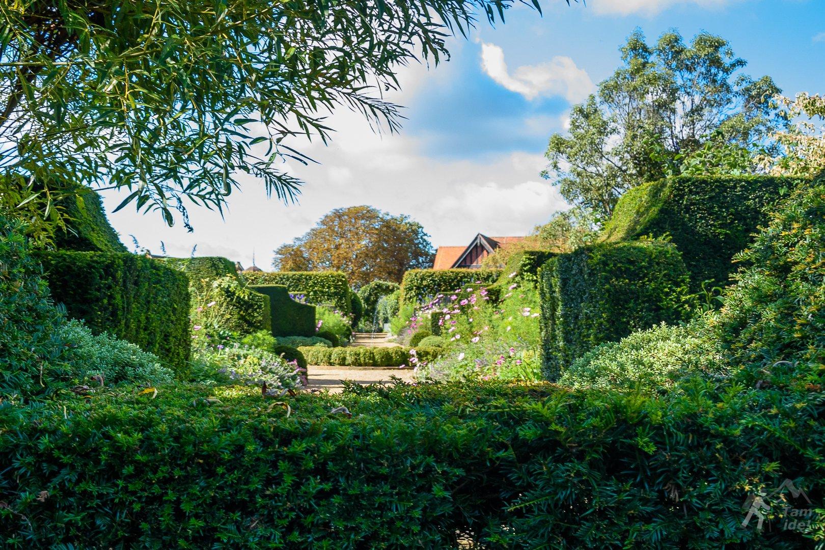 Ogrody zamku Arundel