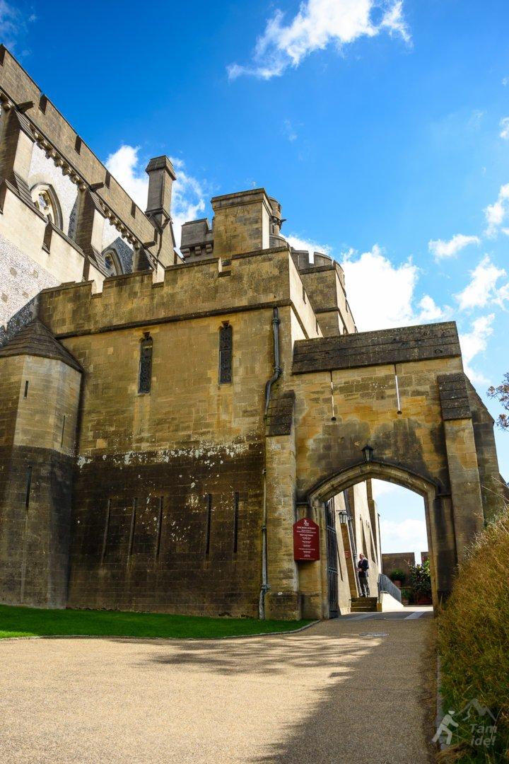 Brama zamku Arundel