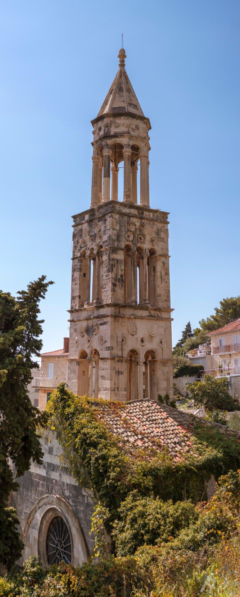 Wieża kościoła św. Marka