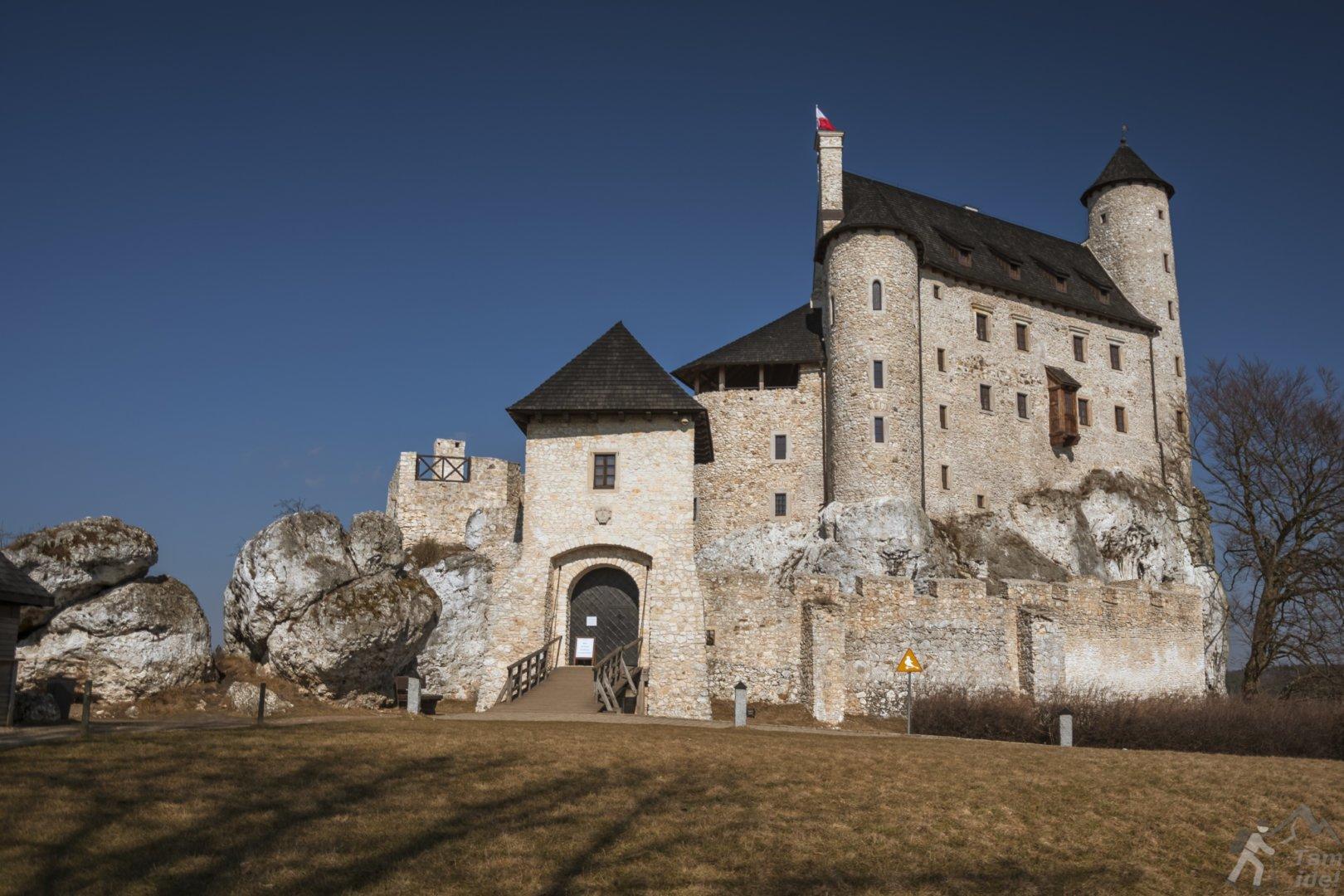 Zamek w Bobolicach