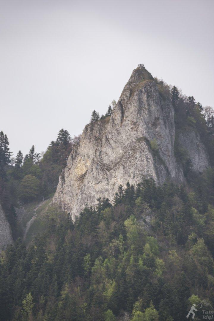 Okrąglica czyli najwyższy szczyt Trzech Koron