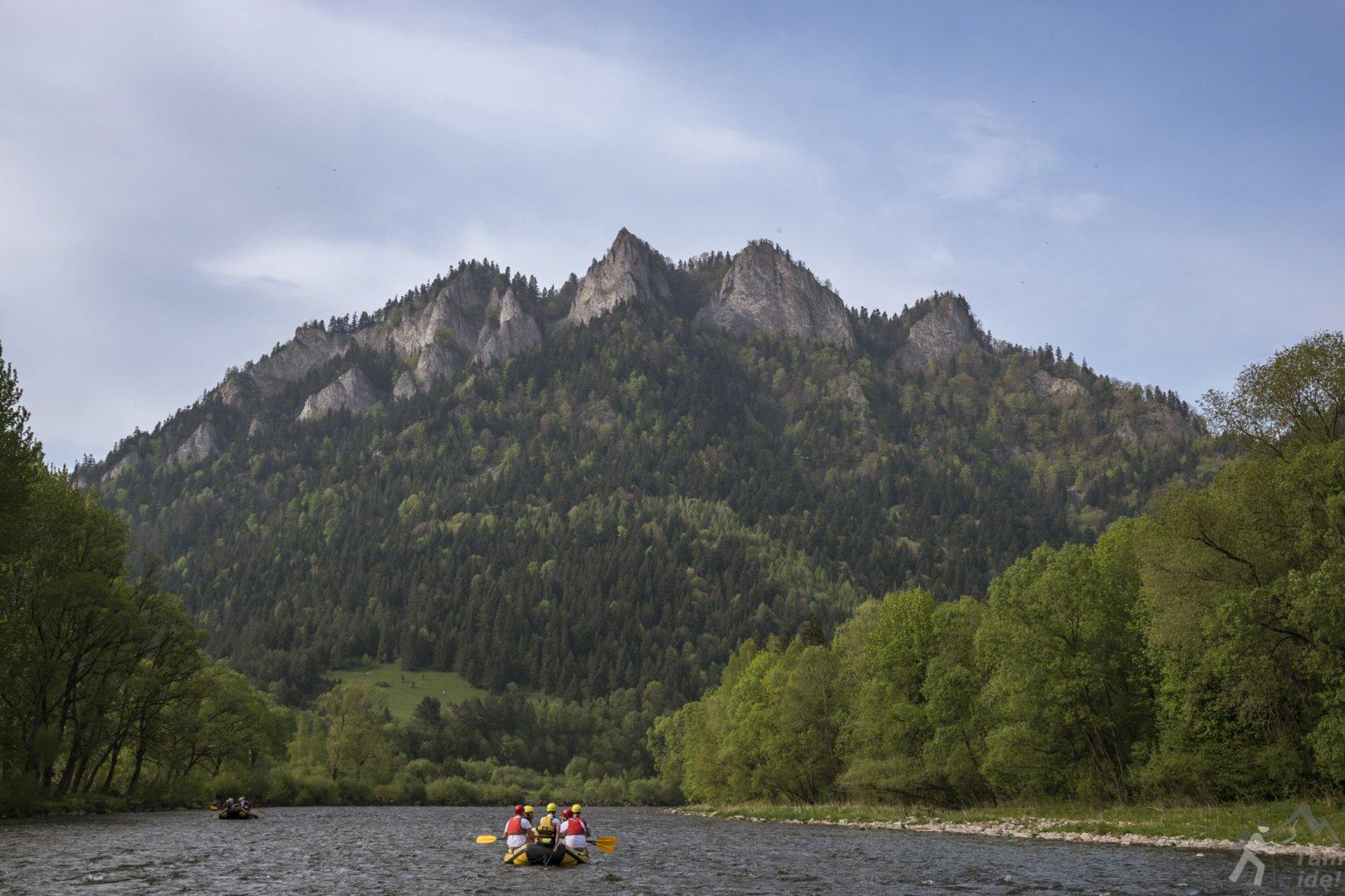 Trzy Korony - najwybitniejszy szczyt Pienin