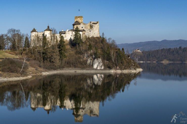 Zamek Dunajec w Niedzicy