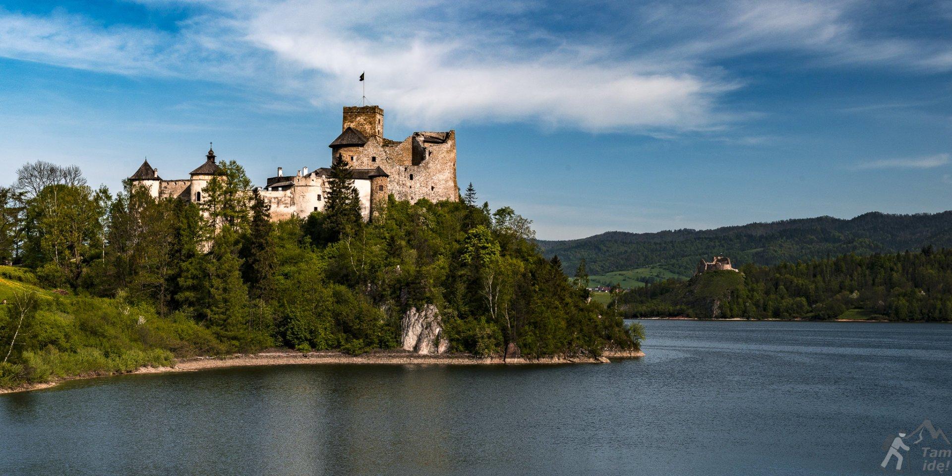 Zamek Niedzica i Zamek Czorsztyn