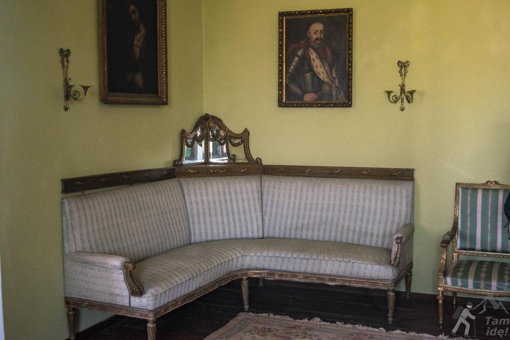 Wystawa na Zamku w Wiśniczu