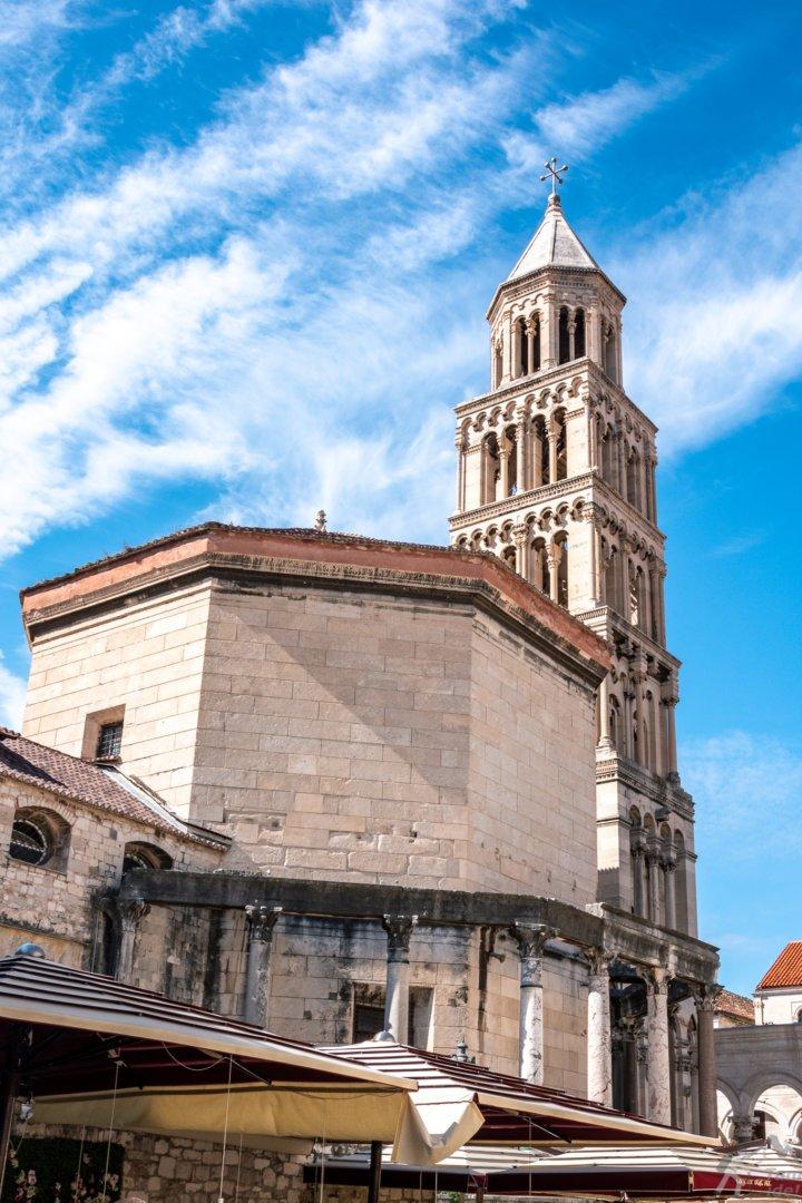 Split - katedra św. Duje