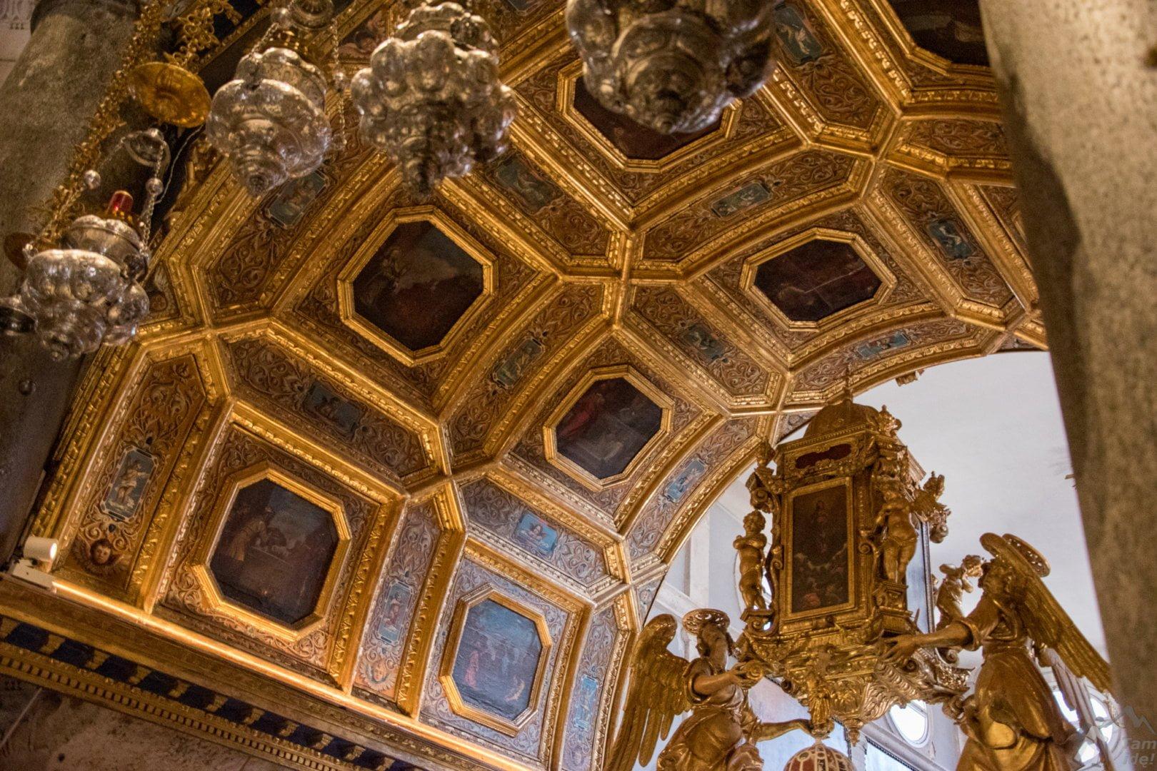 Split - katedra św. Duje - wnętrza