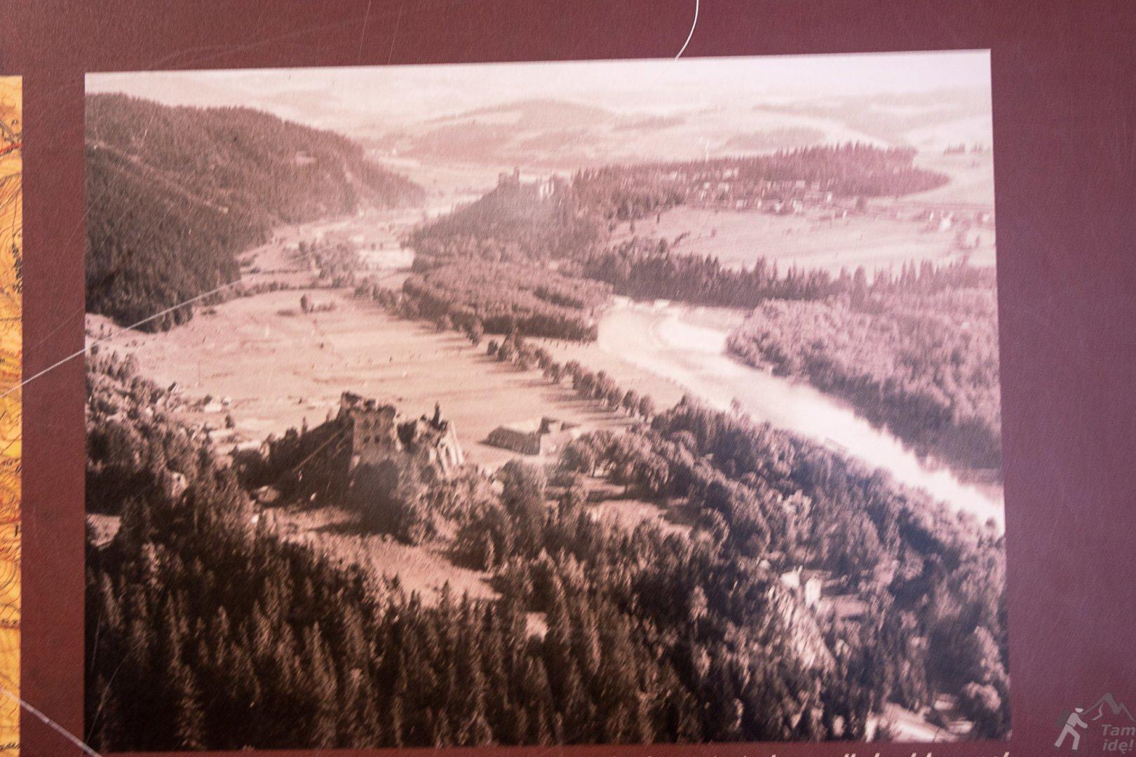 Zdjęcie doliny dunajca