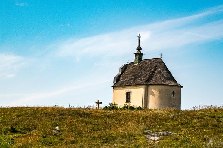 Rezerwat Siwa Broda - Kaplica św. Krzyża