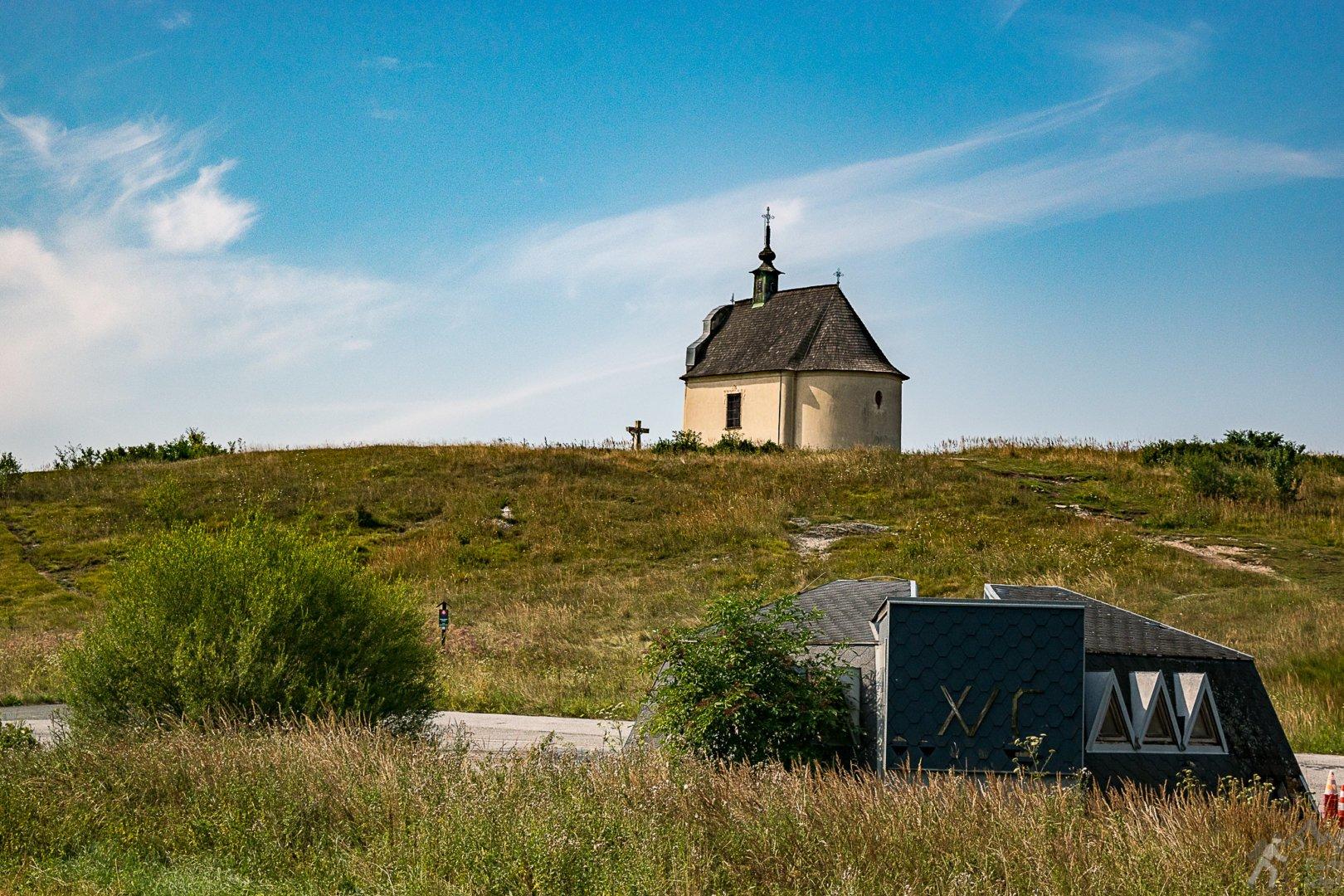 Kaplica Świętego Krzyża na wzgórzu Siwa Broda